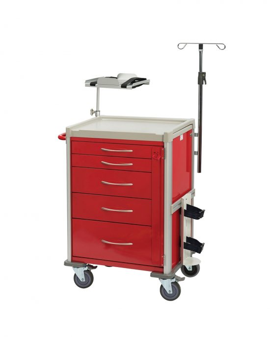 Clini-Cart Emergency Trolley