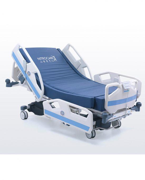 Nitro HB 8000 Sante Four Motors Patient Bed