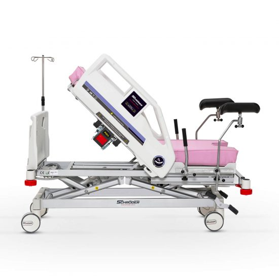 Electrical Obstetric / Delivery Bed