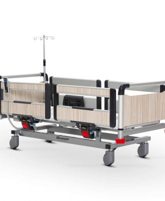 pediatric-hospital-bed-2-motorised-aliminum-base