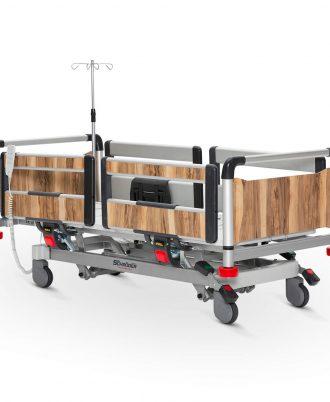pediatric-hospital-bed-3-motorised-aluminum-base