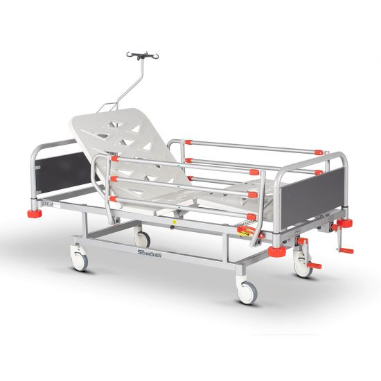 Pediatric Hospital Bed, 2 Adjusments